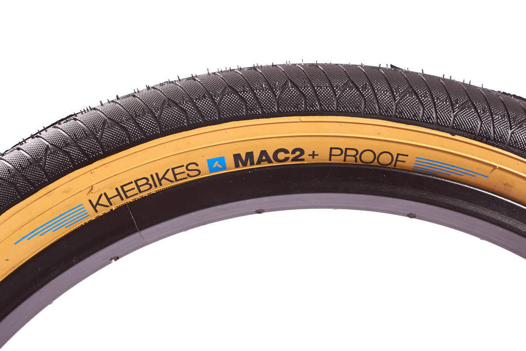 Mac2+ Proof Tire Tanwall