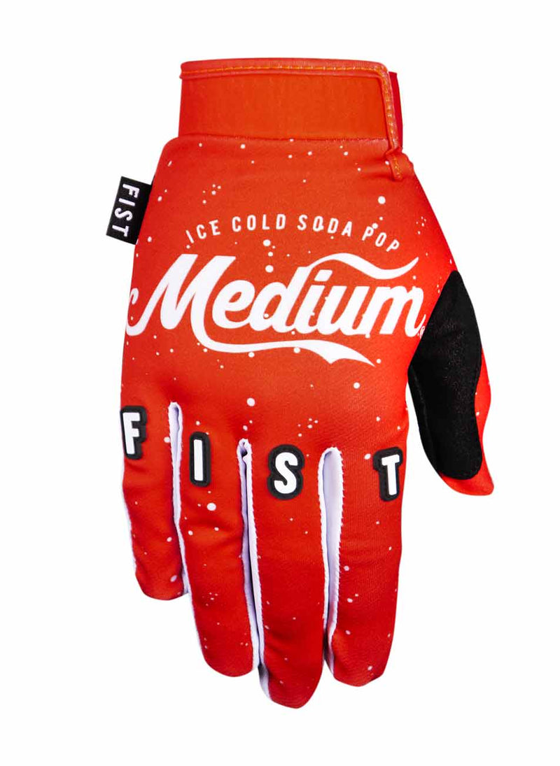 Frosty Fingers - Blackend Gloves