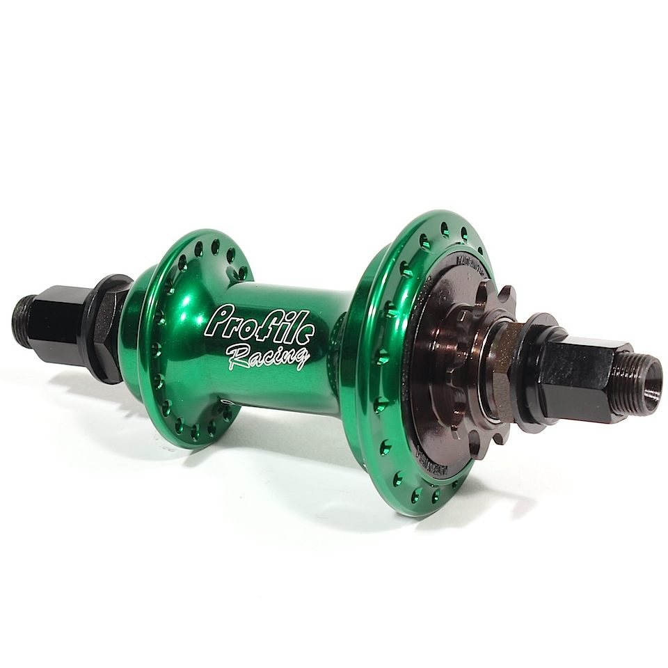 Elite Cassette Hub Male 14mm
