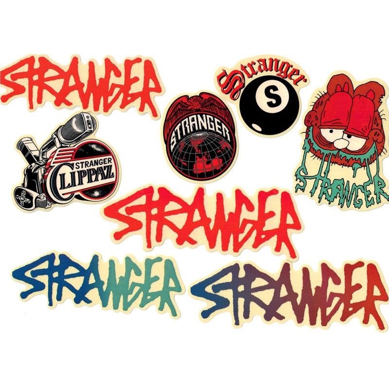Stranger Sticker Pack