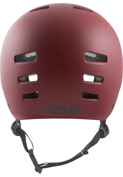 Evolution Satin Oxblood