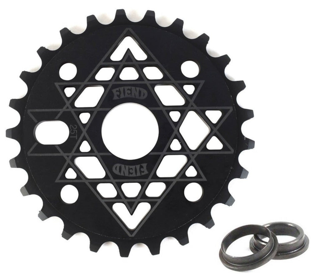 Palmere Sprocket Black