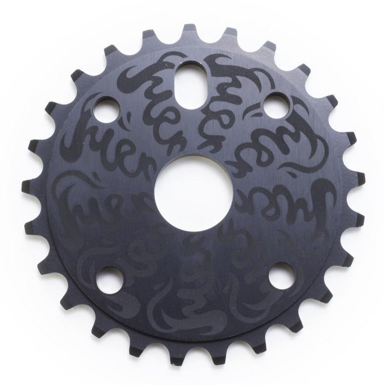 Varanyak Sprocket Black
