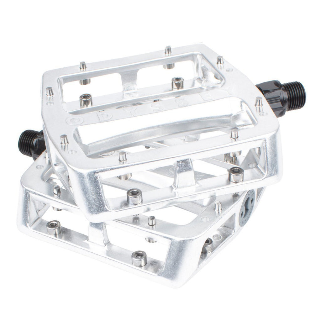 Grandstand V2 Alloy Pedals Polished