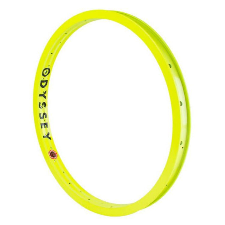 Linear Cable Fluo Yellow