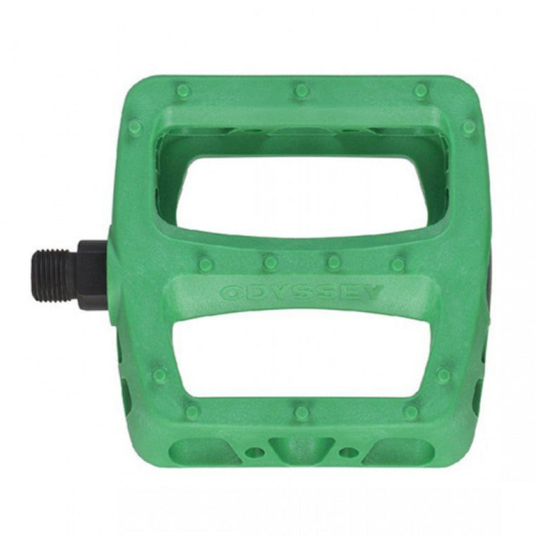 Twisted Pedals Kelly Green