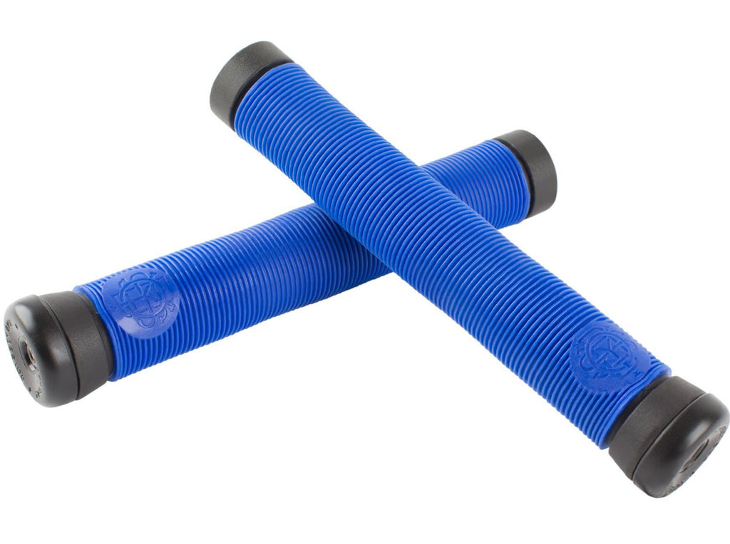 Warnin Grips Royal Blue