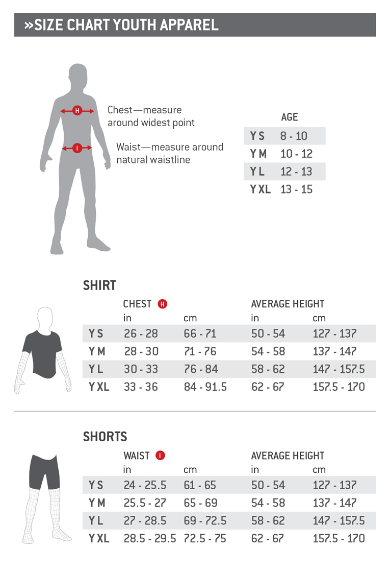Youth Pro-X Compression Shirt