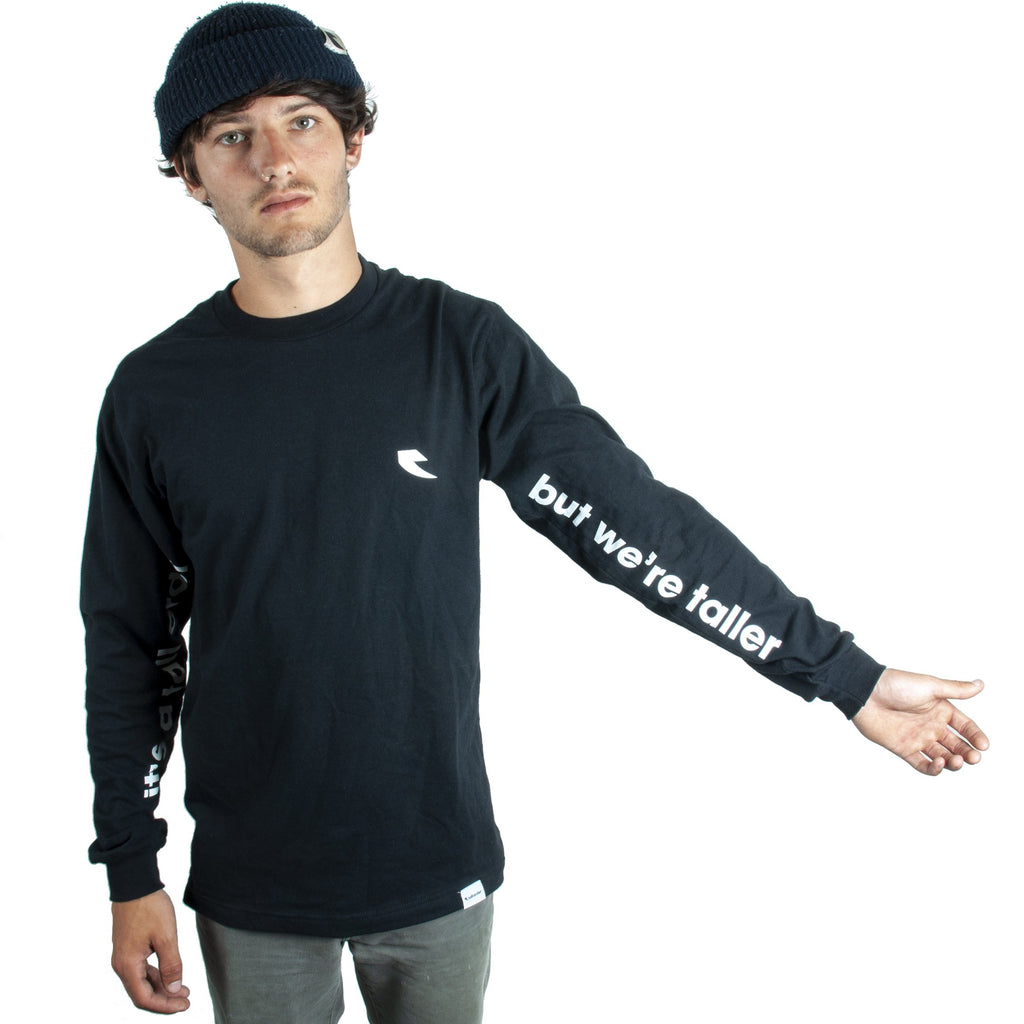 It's a... Sleeve Print L/S T-Shirt