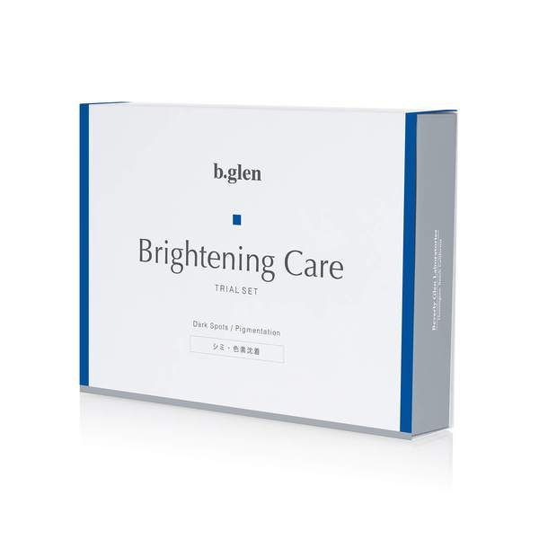 Brightening Care Trial Set Box