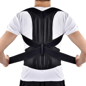 Full Back Support Adjustable Corset Posture Corrector