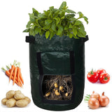Garden Cultivation Planting Woven Fabric Bags
