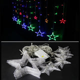 Home Outdoor Christmas Decorations Led Swing Light