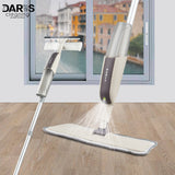 Long Handle Multi-functional Window Cleaning Spray Mop Set