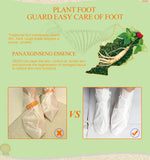 Ginseng Extract Foot Care Skin Peeling Mask