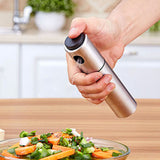 Stainless steel bottle oil barbecue cooking sprayer