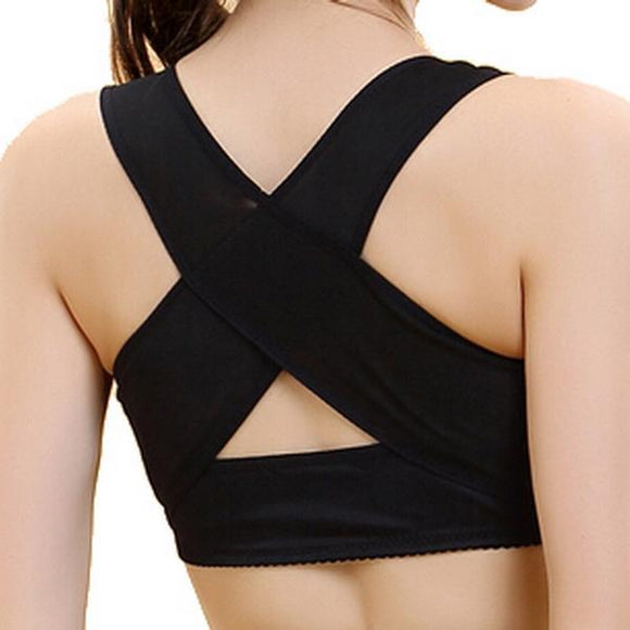Lady Chest Posture Support Belt Body Shaper