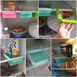 Creative Refrigerator Spacer Drawer Design Storage Box