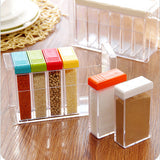 Kitchen Seasoning Layers Storage Organizer Box