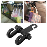 Portable Car Seat Back Storage Hook Sundries Hanger