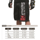 Technical performance Falcon shorts Thai boxing shorts
