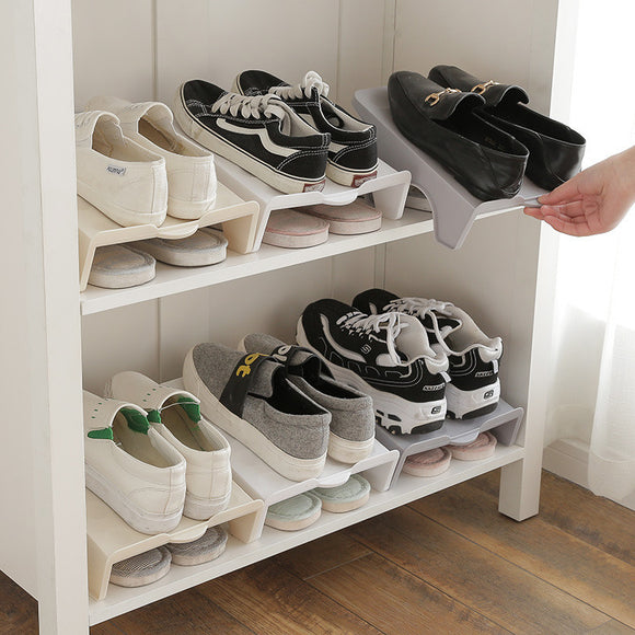 Thick Double Shoe Racks Organizer