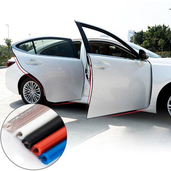 Car Door Anti Collision Rubber Strip