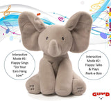 The best gift🎁PeekaToy Elephant Plush Toy