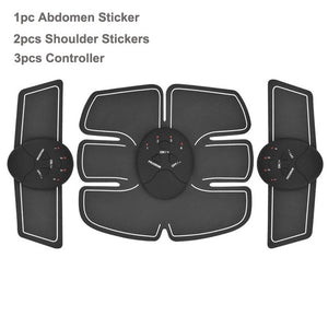 Wireless Smart Fitness Muscle Stimulator