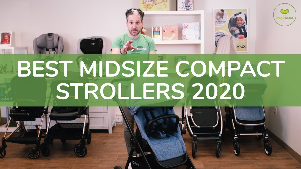 Best Compact Mid-Size Strollers 2020 | Stroller Comparison