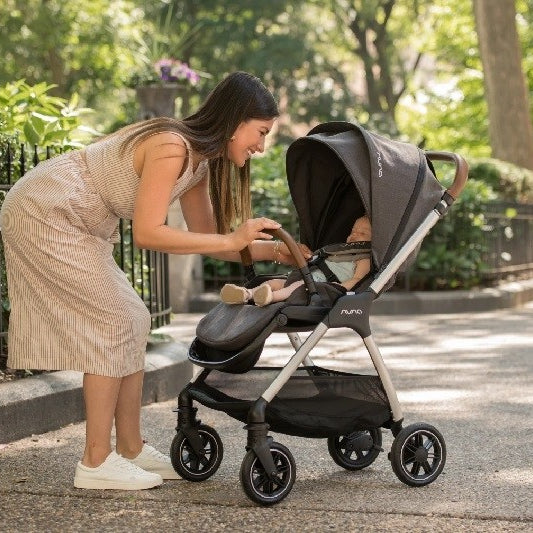 UPPAbaby Cruz V2 vs. Nuna Triv | Stroller Comparison