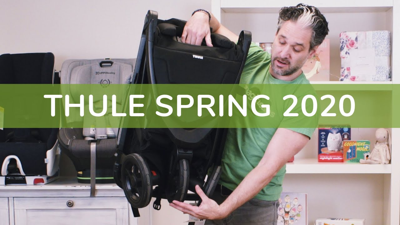 Thule Spring 2020 | Full Stroller Review ( Ratings | Review )