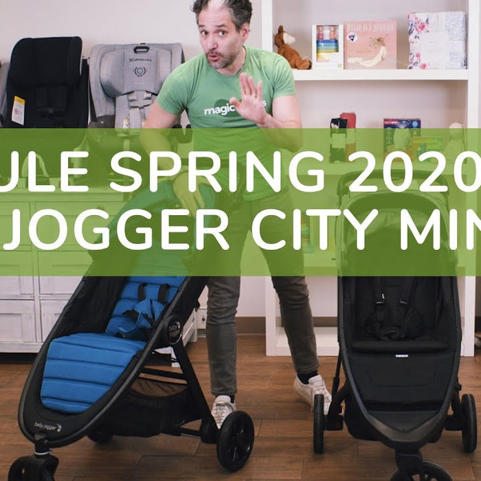 Thule Spring 2020 vs Baby Jogger City Mini GT2 | Stroller Comparison | Stroller Review | Magic Beans