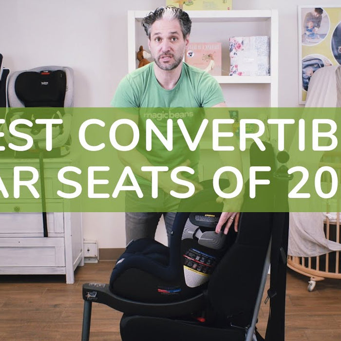 Best Convertible Car Seats of 2020 | Nuna, Britax, UPPAbaby, Clek, Cybex | Magic Beans
