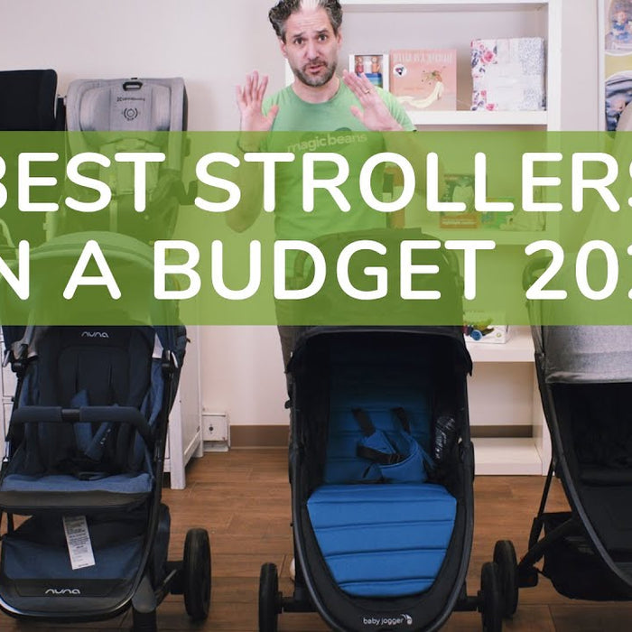 Best Strollers on a Budget | 2020 | Nuna Tavo | Thule Spring | City Mini GT2 | Magic Beans