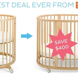 The best deal ever from Stokke!