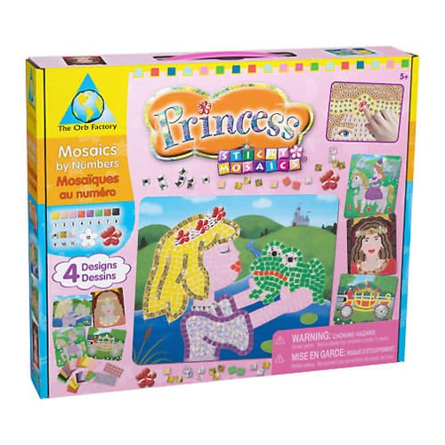Sticky Mosaics Princess set