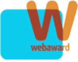 Webaward award logo