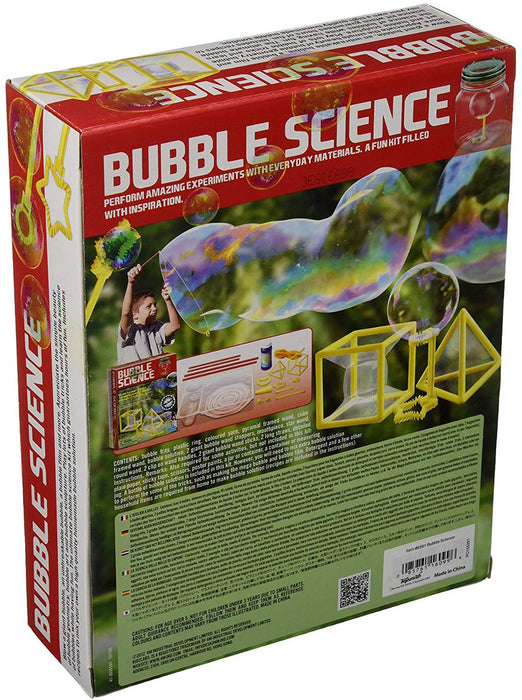 4M KidzLabs Bubble Science