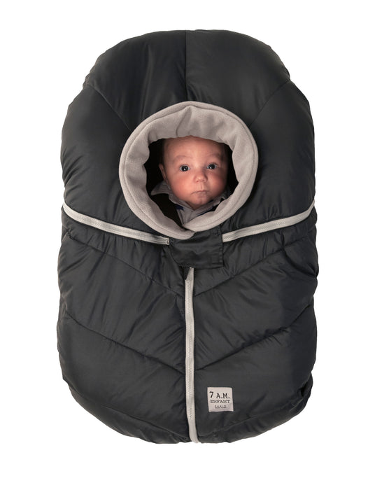 Car Seat Cocoon - Black