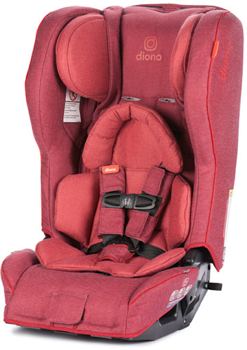Diono Rainier 2AXT Convertible Car Seat + Booster Seat 2019