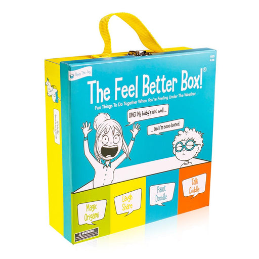 Open the Joy - The Feel Better Box
