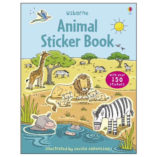 Usborn-animal-sticker-book-mpn-z-a