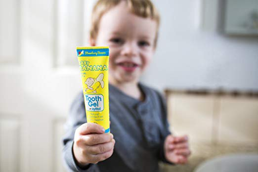 Baby Banana Tooth Gel - Original Flavor