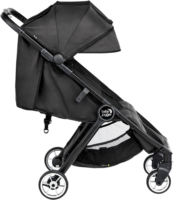 Baby Jogger City Tour 2 Double Stroller - Jet