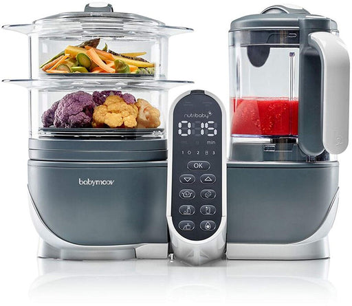 Babymoov Duo Meal Station - 5-in-1 Food Processor