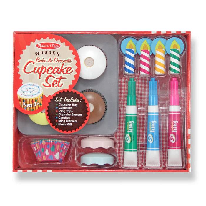 Bake and Decorate Cupcake Set by Melissa & Doug