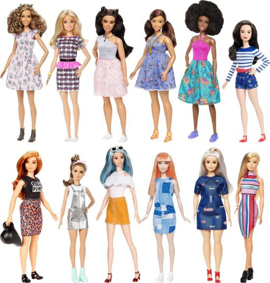 Barbie Fashionista Doll - 1 Piece Ships Assorted