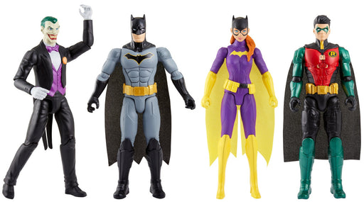 Batman Basic Figure - 1 Piece Ships Assorted