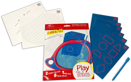 Boogie Board Play n' Trace Accessory Pack Learning
